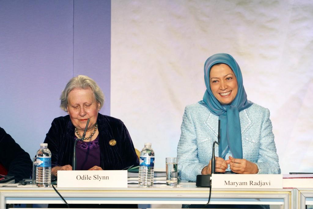 «Là où il existe un minimum de justice, la Résistance iranienne garde la tête haute» -Maryam Radjavi