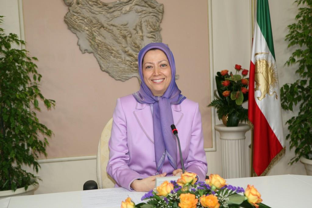 Iran – «Cette victoire sur l'étiquette du terrorisme est le fruit d'efforts communs» Maryam Radjavi