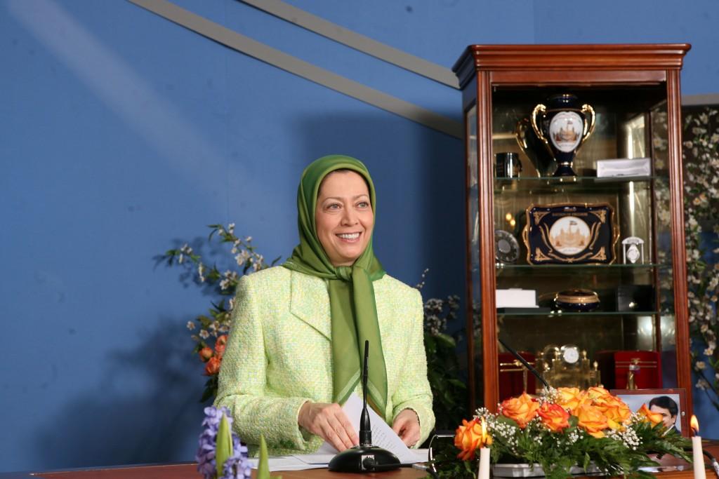 « L'émmancipation et la liberté émergeront de la quête de l'égalité des femmes » – Maryam Radjavi