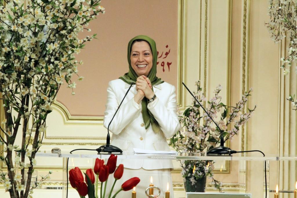 Voeux de Norouz, la nouvelle année iranienne 1392