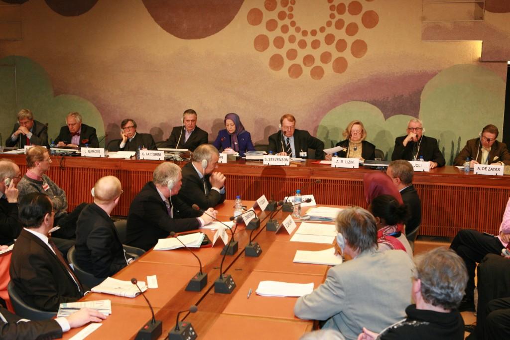 L'ONU doit tenir tête au régime iranien