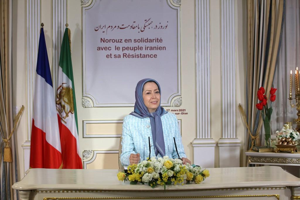 Norouz en solidarité avec le peuple iranien et sa Résistance