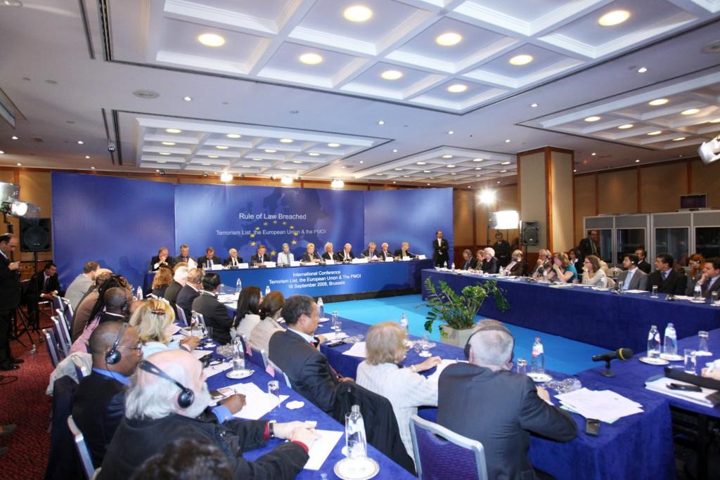 Maintenir l'OMPI sur la liste noire de l'UE n'a aucune valeur juridique
