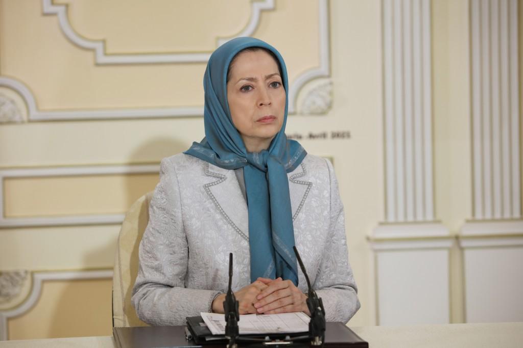 Maryam Radjavi : L'UE et la France doivent soutenir l'aspiration du peuple iranien à la liberté