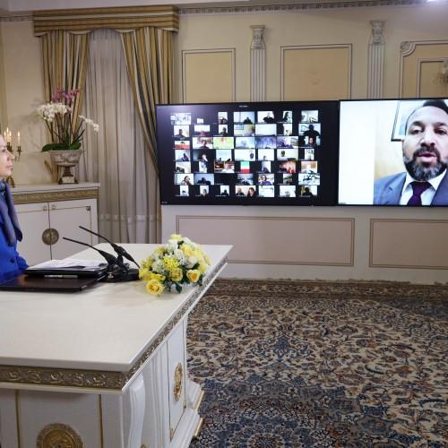 Discours d'Abd Mahsiri, député jordanien, à la conférence de solidarité arabo-musulmane avec le peuple iranien et sa Résistance.