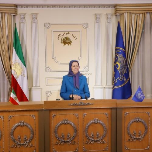 Session intermédiaire du Conseil national de la Résistance iranienne-31 mars 2021