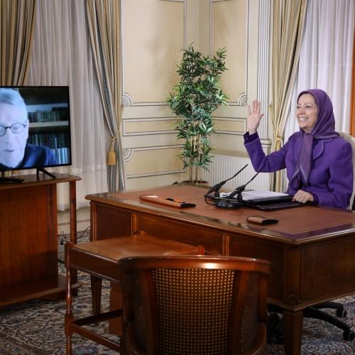 Rencontre avec Alain Vivien, ancien secrétaire d'Etat aux affaires étrangères