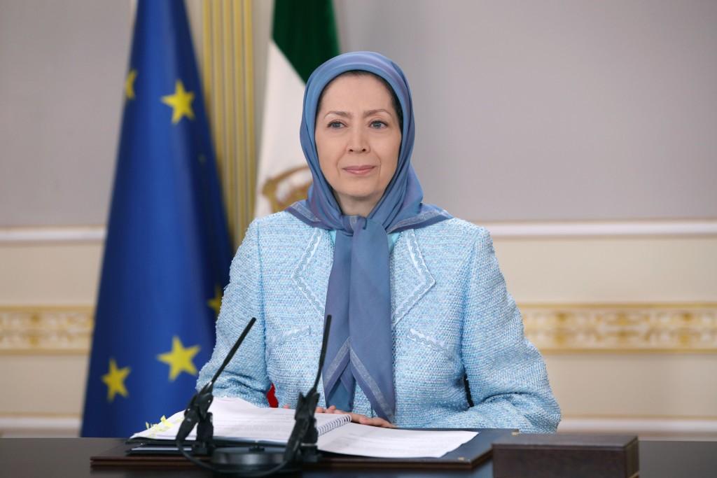 Maryam Radjavi : La grave détérioration des droits humains en Iran et les devoirs de l'Union européenne