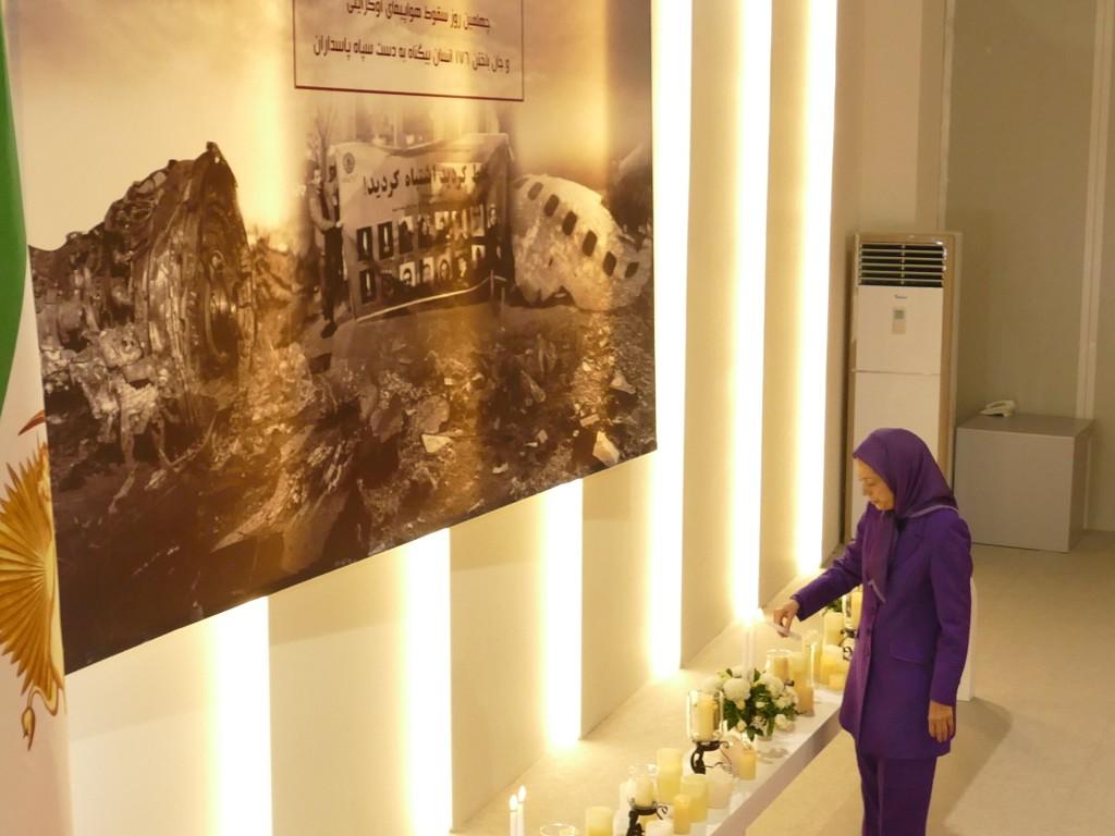 Maryam Radjavi se félicite de la décision de justice canadienne et souligne la nécessité d'inscrire les pasdarans sur la liste du terrorisme