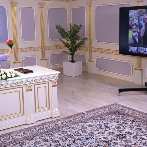 Conférence à l'occasion de l'Aïd al-Fitr à Achraf 3