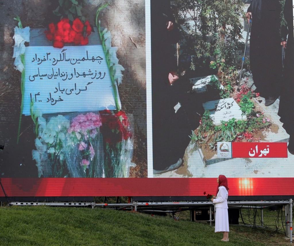Maryam Radjavi : Ni le chah n'a été sauvé en amenant le général Azhari, ni Khamenei ne sera sauvé en amenant Raïssi