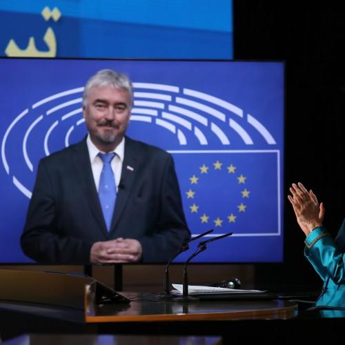 Discours de Milan Zver, ancien ministre de l'éducation et des sports de la Slovénie, député au Parlement européen, au second jour du sommet mondial en ligne pour un Iran libre- L'Europe et le monde arabe aux côtés de la Résistance - 11 juillet 2021
