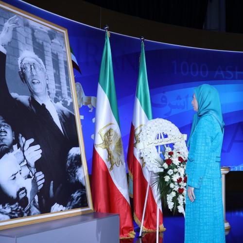 Session intermédiaire du Conseil national de la Résistance iranienne – juillet 2021