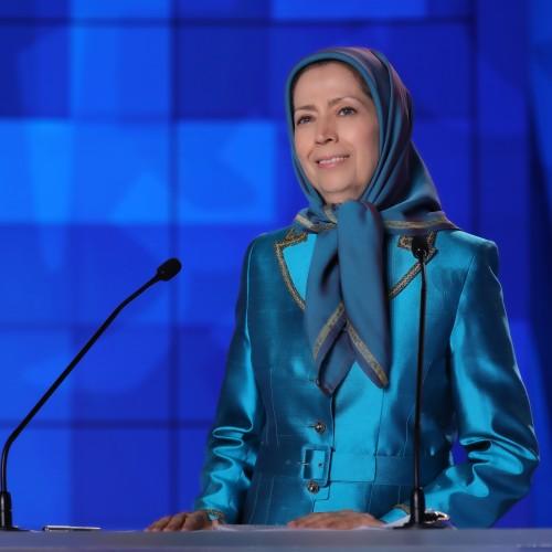 Discours de Maryam Radjavi au second jour du sommet mondial en ligne pour un Iran libre- L'Europe et le monde arabe aux côtés de la Résistance - 11 juillet 2021