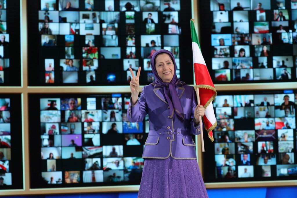Discours de Maryam Radjavi au Sommet mondial pour un Iran libre