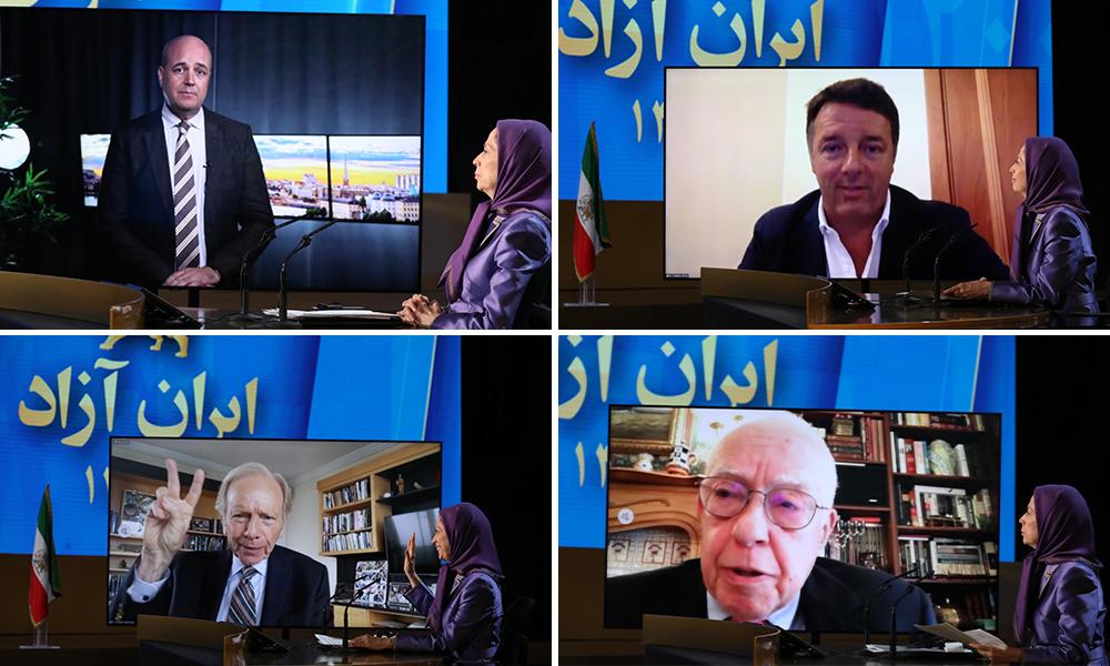 Discours d'anciens premiers ministres d'Italie, de Belgique, de Suède, de Roumanie et d'Irlande