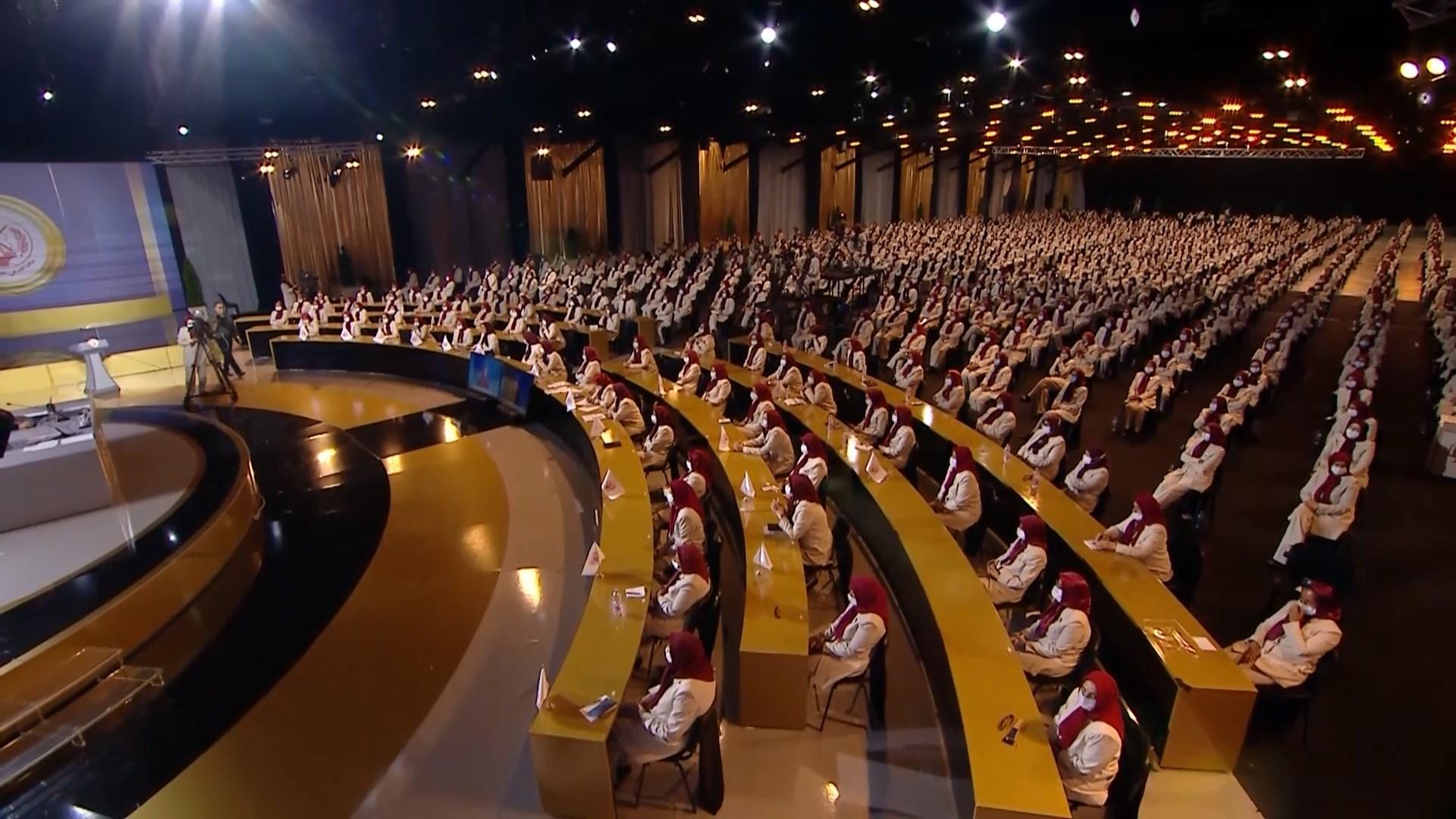 Grand rassemblement de l'OMPI célébrant la fondation de l'organisation