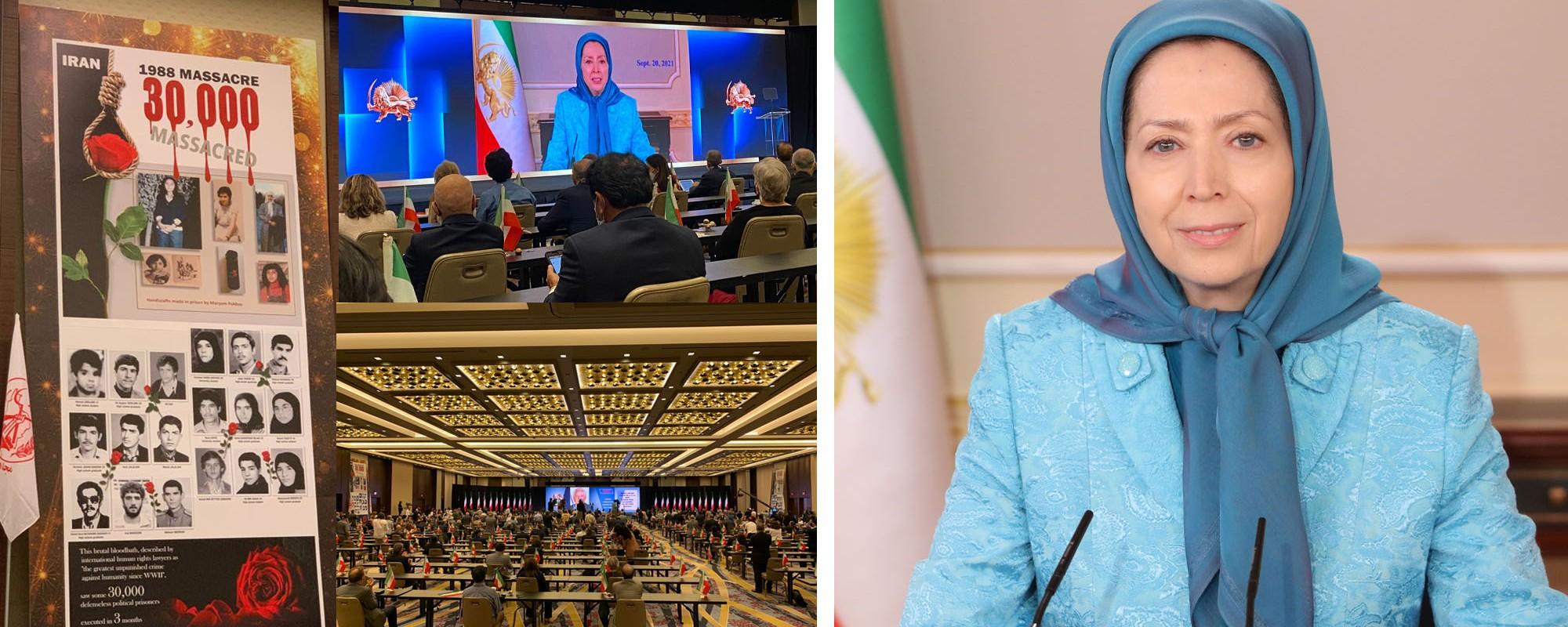 Appel à demander des comptes à Raïssi pour le massacre de 1988 en Iran