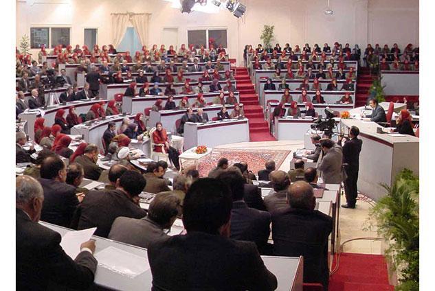 شورای ملی مقاومت ایران NCRI
