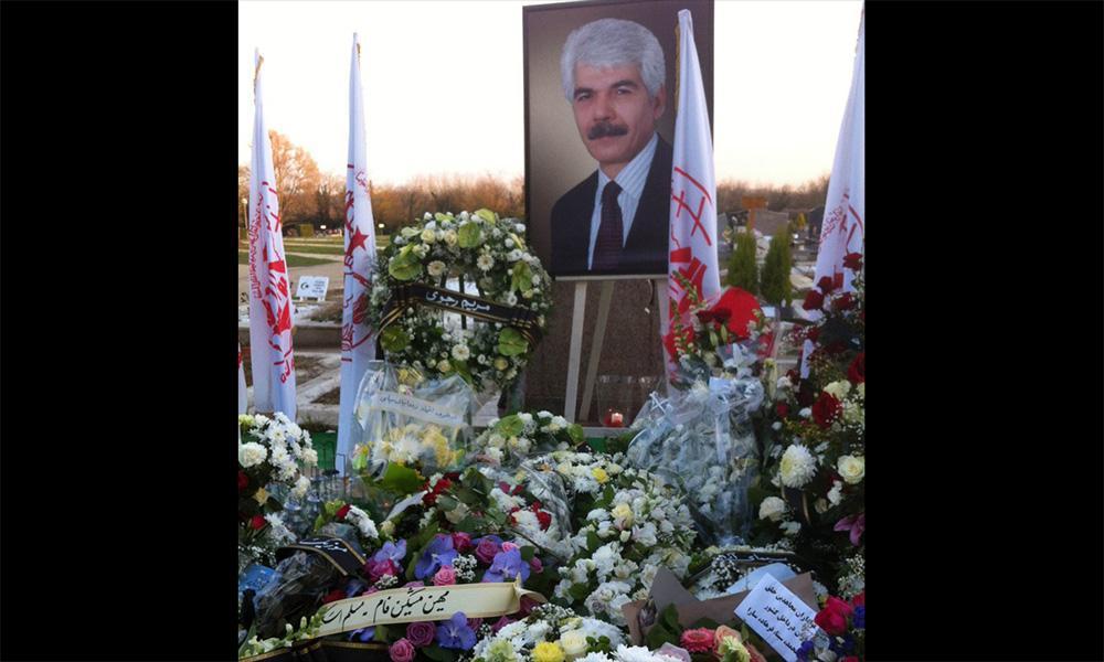 آخرین وداع با مجاهد کبیر محمد علی جابرزاده