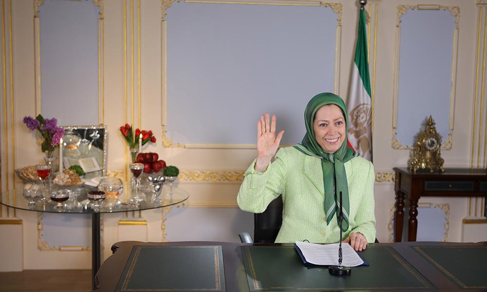پیام مریم رجوی به جلسه حقوق بشر و دموکراسی در ایران در مجلس نمایندگان آمریکا