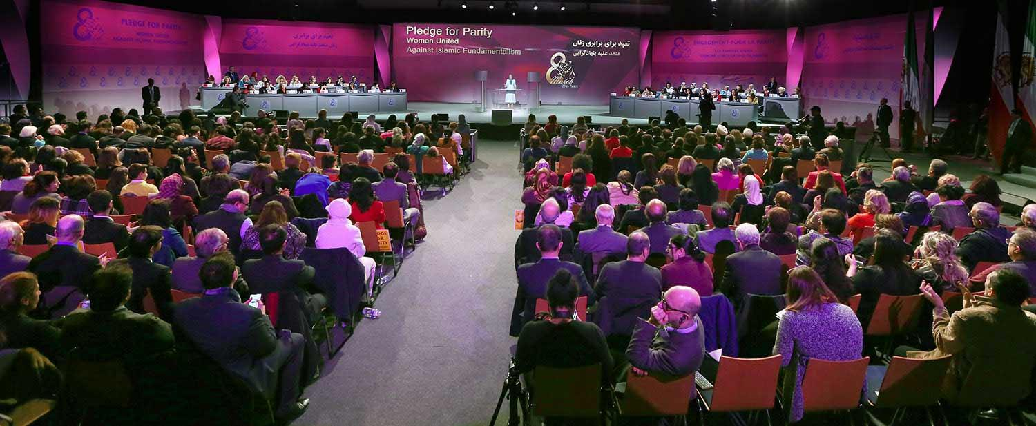 Maryam-Rajavi---Women-United-against-Islamic-Fundamentalism-Paris--February-27--2015