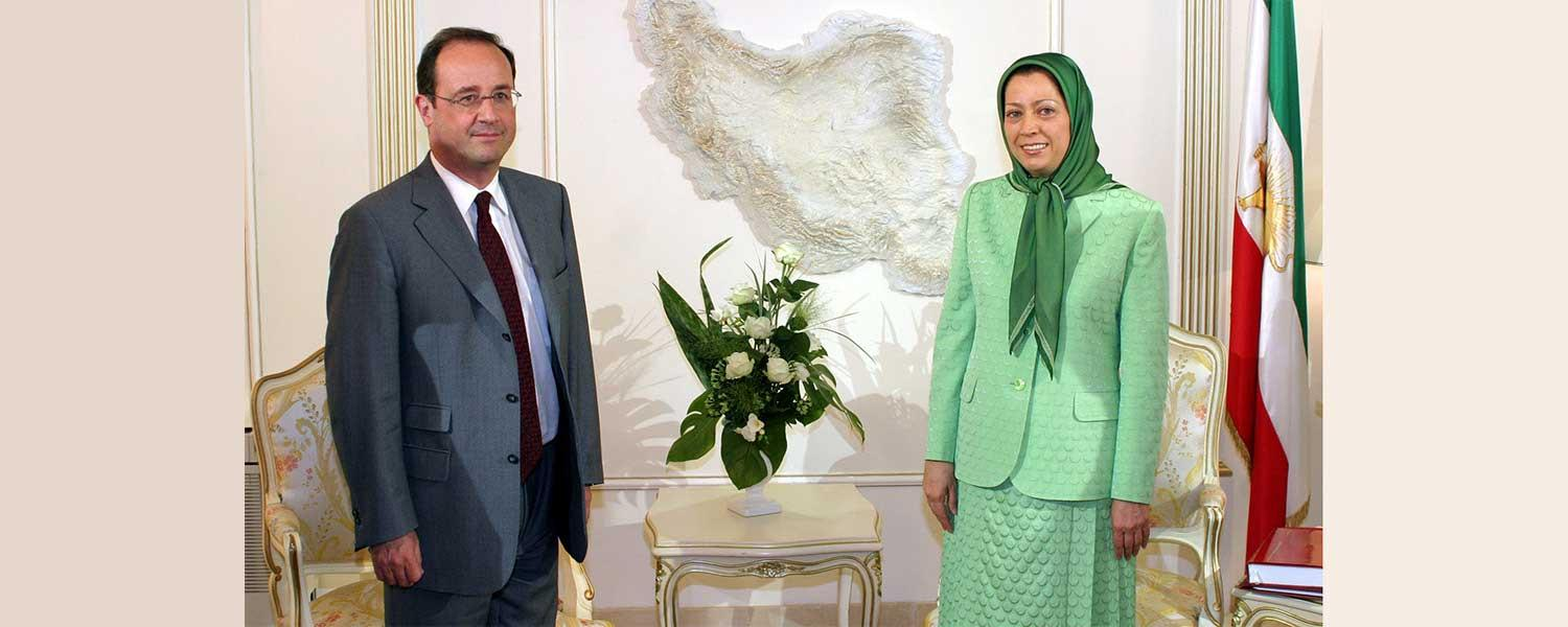 Maryam-Rajavi-s-meeting-with-Francois-Hollande--June-2004--Auvers-sur-Oise