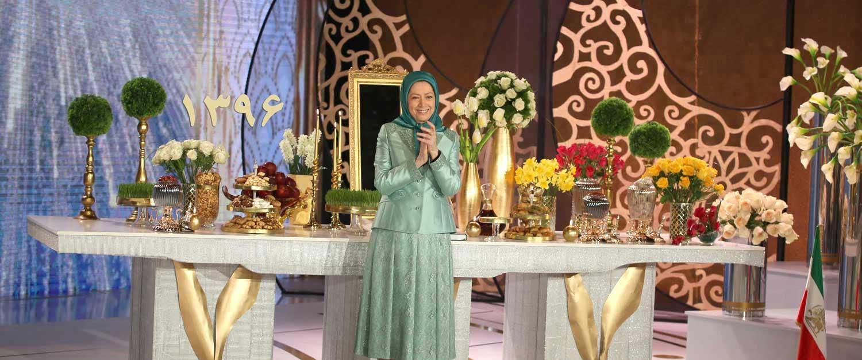 Maryam-Rajavis-speech-on-Nowruz-in-the-PMOI-gathering