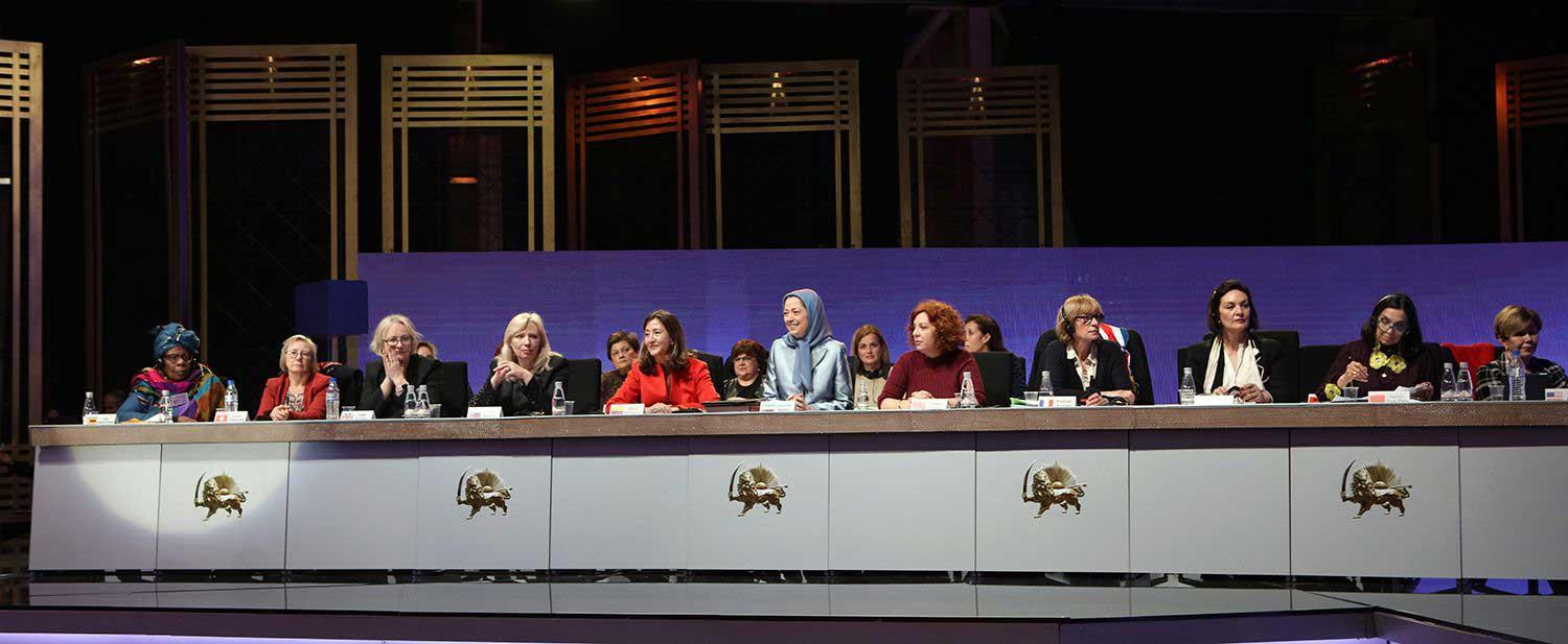 International-Conference-on-the-occasion-of-March-8--International-Womens-Day--held-in-the-presence-of-Maryam-Rajavi---Albania--March-2017-1