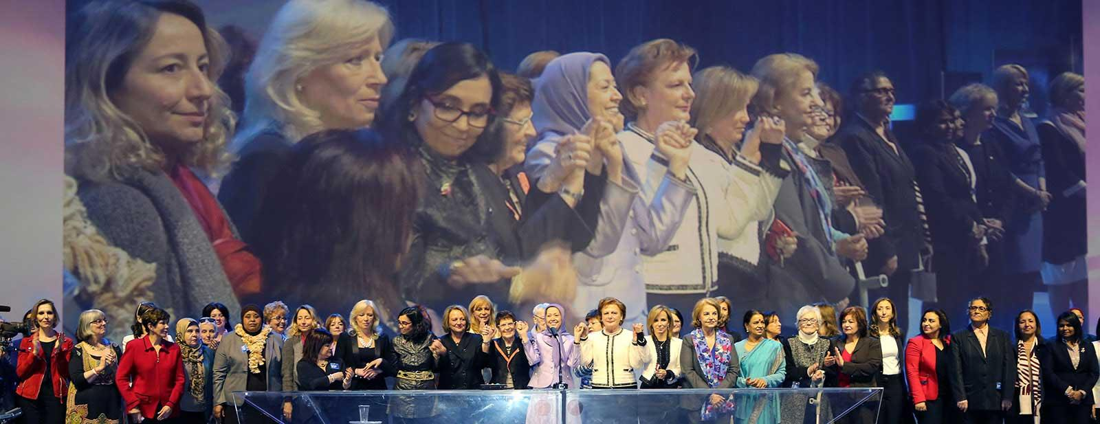 Maryam-Rajavi--international-women-day--Berlin--March-7-2015