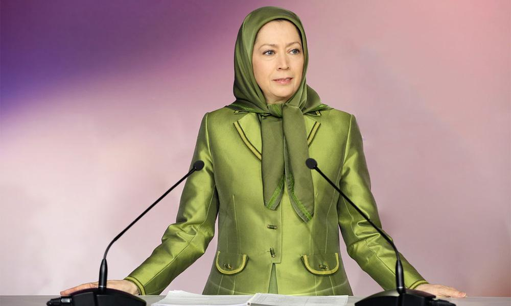 فراخوان مریم رجوی به مردم قهرمان استان خوزستان برای ادامه و تشدید تظاهرات
