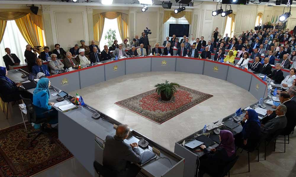 اجلاس میاندورهیی شورای ملی مقاومت ایران- ۱۴-۱۵تیر۱۳۹۷