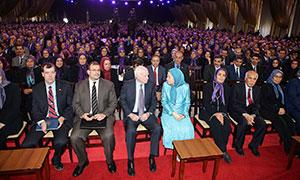 Senator John McCain R AZ Chair of the Senate Armed Services Committee met with Mrs. Maryam Rajavi