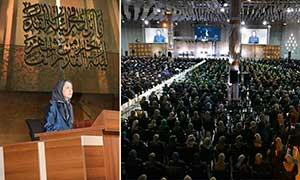 Maryam Rajavi Peoples Mojahedin Organization of Iran Ashraf3