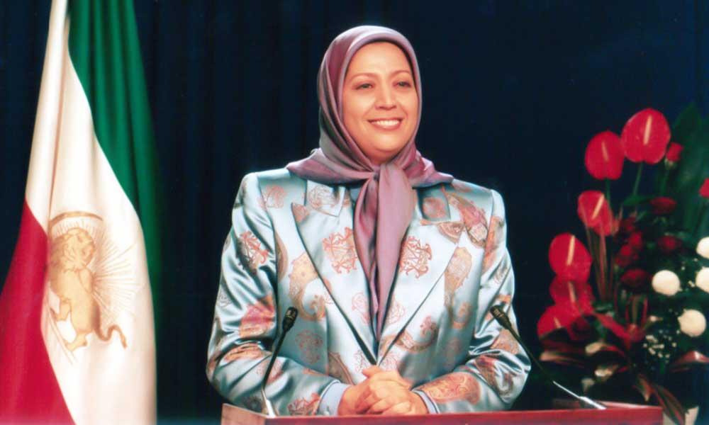 آزادی- سخنرانی مریم رجوی در میتینگ بزرگ ۳۰خرداد
