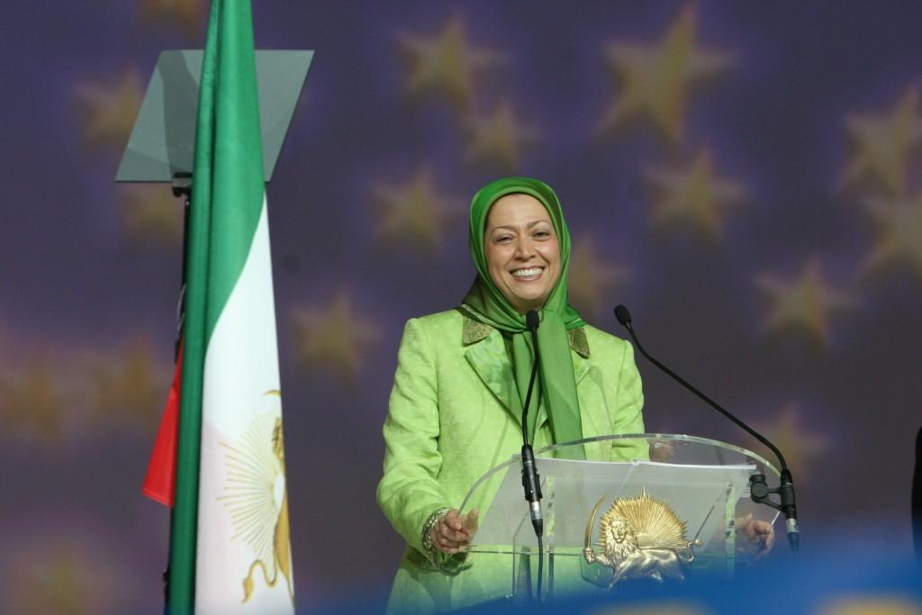 سخنرانی در اجتماع بزرگ ایرانیان – بورژه ـ پاریس