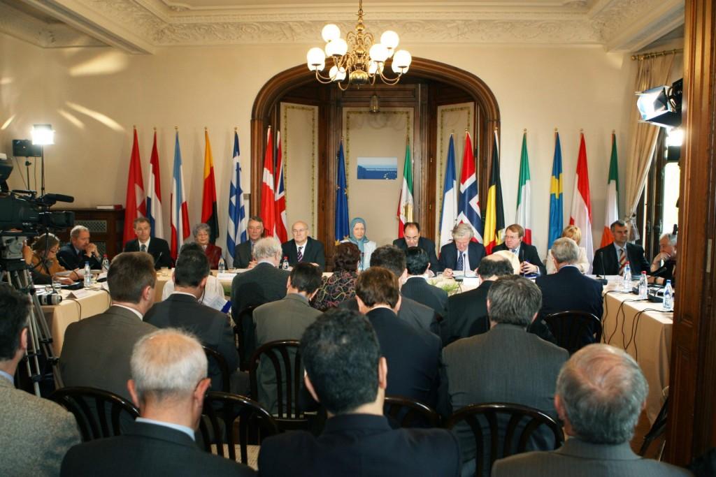 سخنرانی درسمینار روابط اتحادیه اروپا و ایران