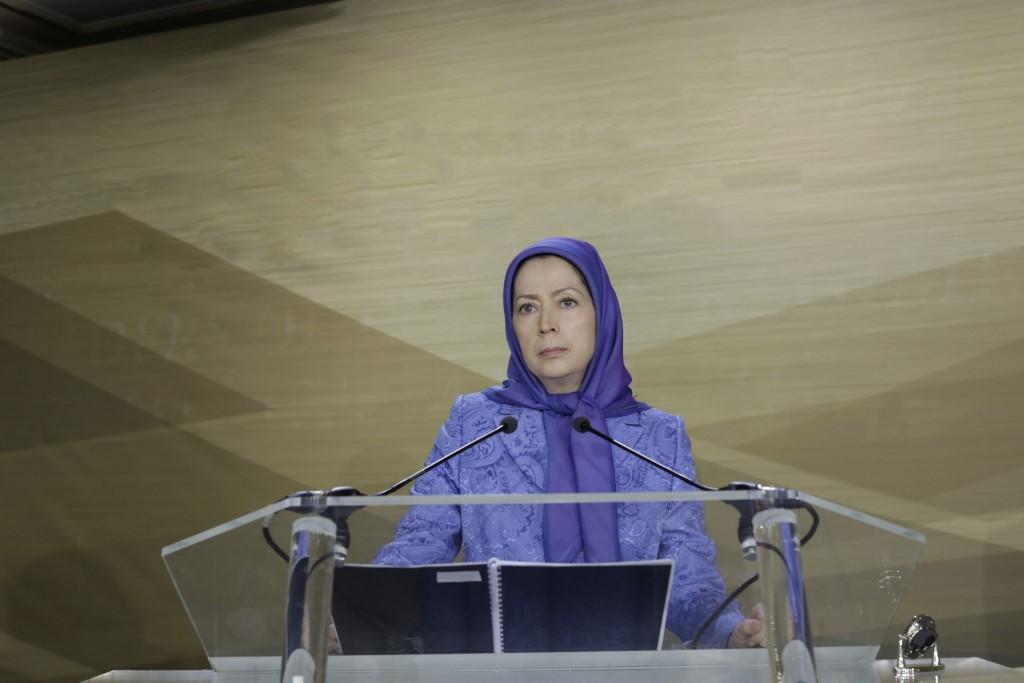 کنفرانس بینالمللی تغییر در ایران، حمایت از مقاومت، ممانعت از جنایت علیه اشرف