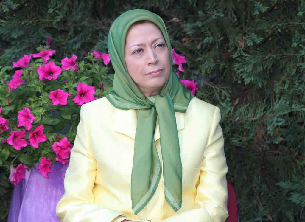 الشرق الاوسط: مریم رجوی: اعراب را به یاری فرا میخوانیم