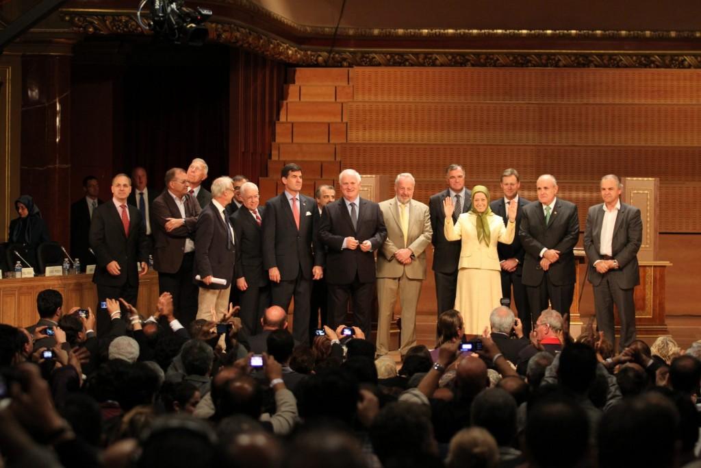 کنفرانس در مقر سازمان ملل حفاظت از اشرف و التزامات ملل متحد