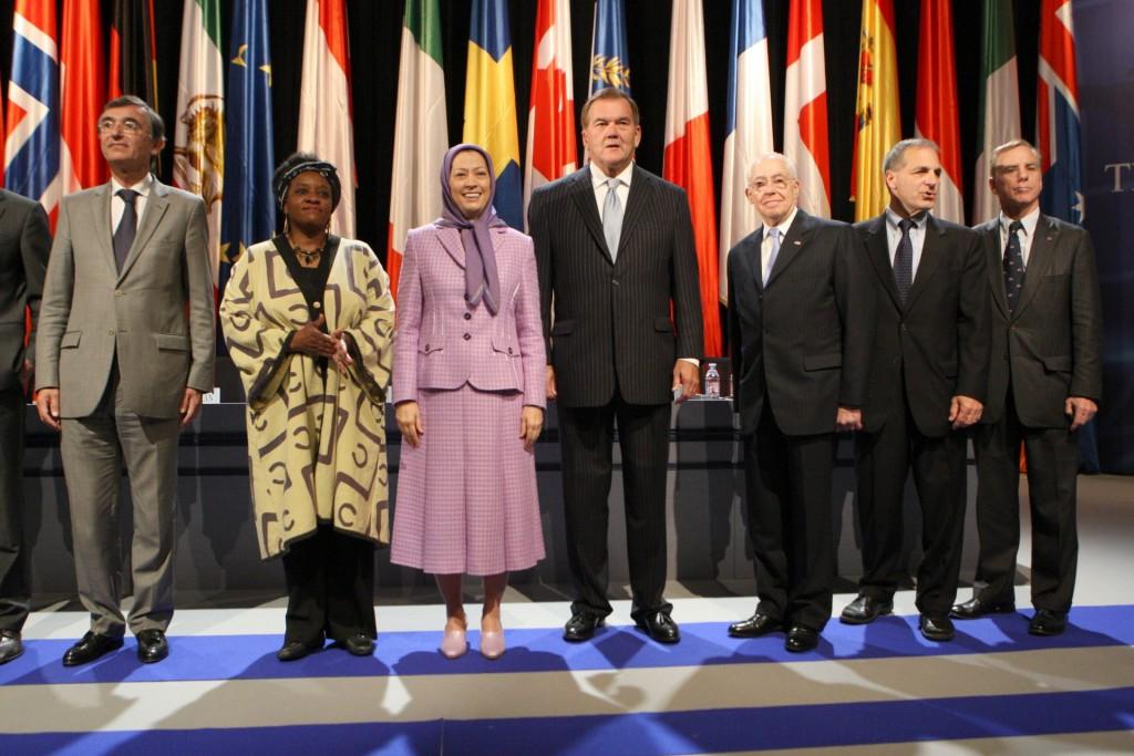 کنفرانس بینالمللی در پارلمان اروپا – بروکسل