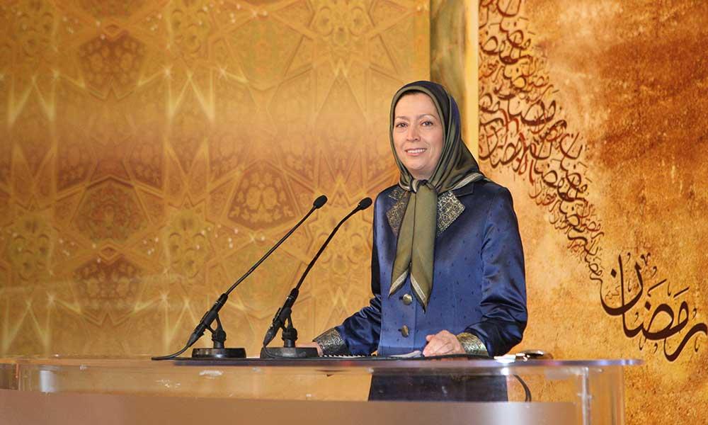 آزادی، فروغ خدایی ـ سخنرانی در کنفرانس بین المللی عربی ـ اسلامی