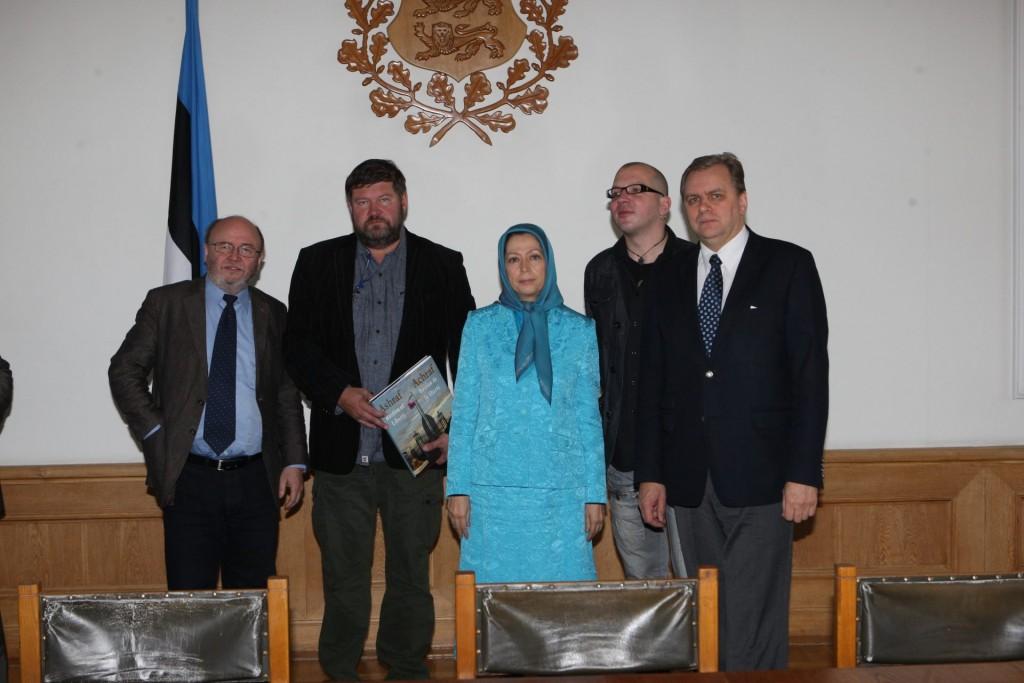 اجلاس گروه پارلمانی حقوقبشر استونی