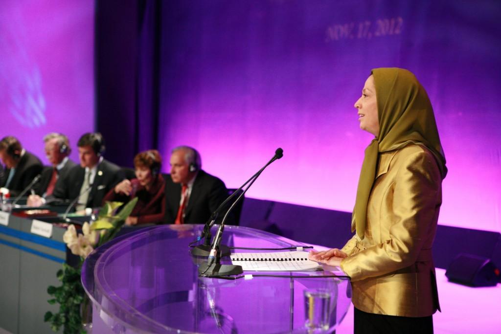 کنفرانس بین المللی در پاریس