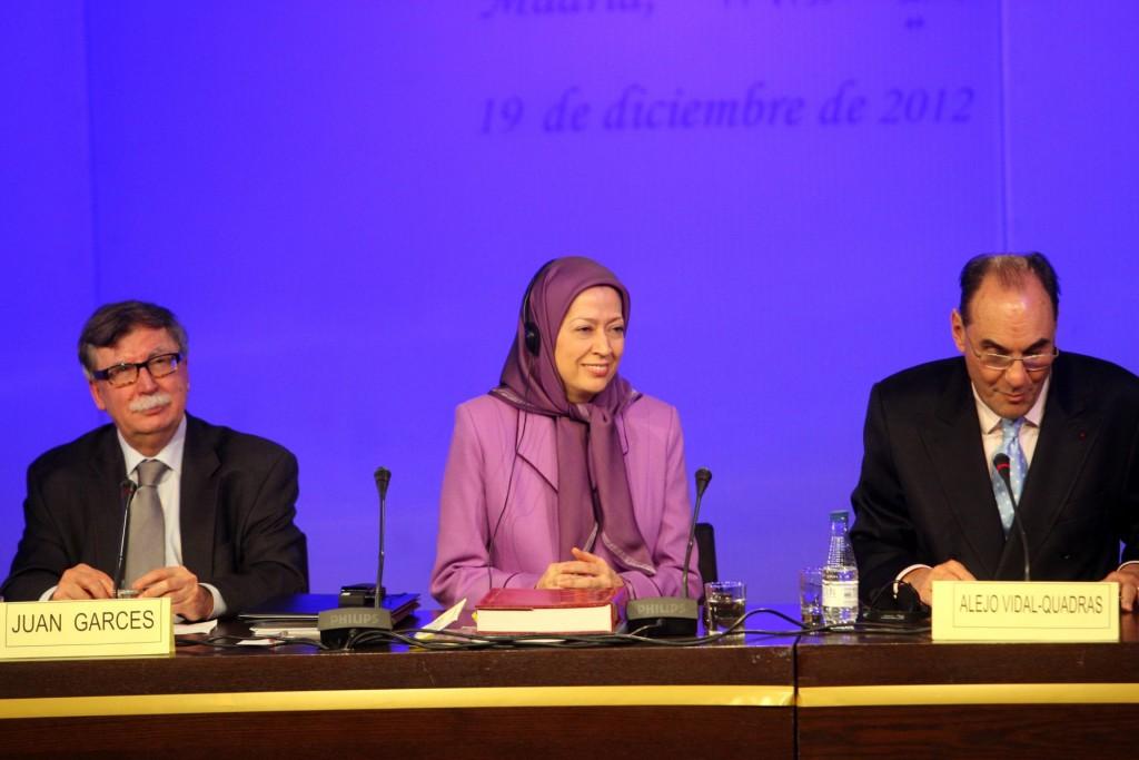 کنفرانس بینالمللی مادرید ـ ایران: بحرانها و راهحلها