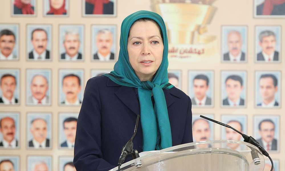سخنرانی در كنفرانس همبستگی نمایندگان پارلمان اردن با مقاومت ایران