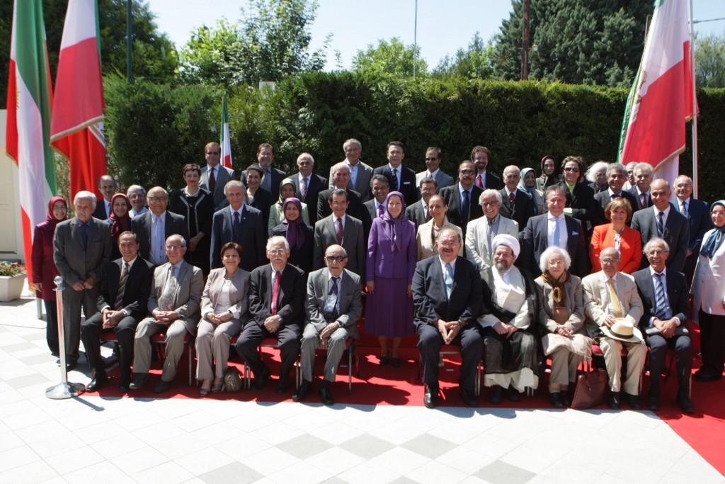 سخنان مریم رجوی در آغاز اجلاس شورای ملی مقاومت ایران-۱۹ تیر, ۱۳۹۳