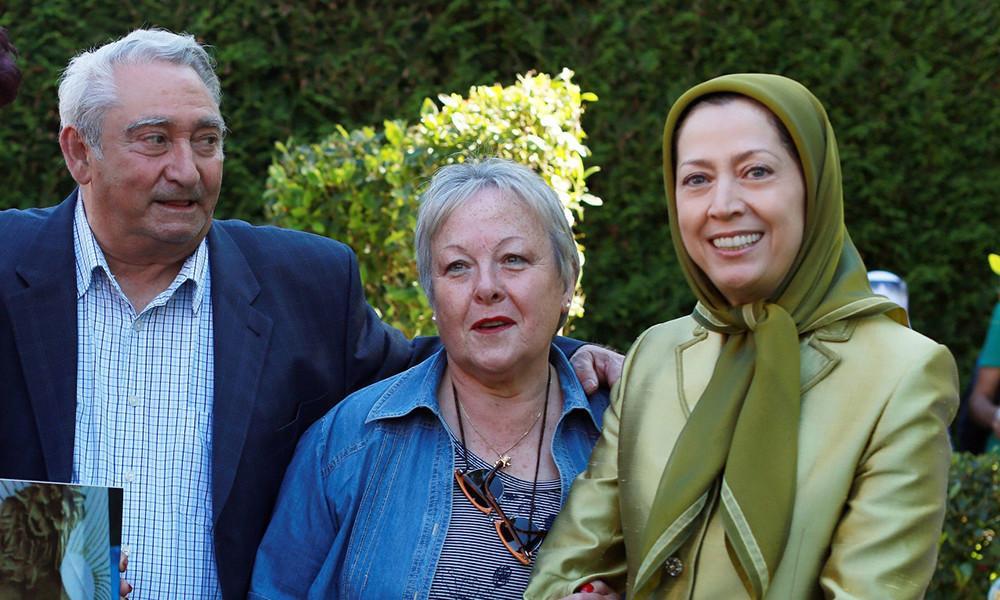 پيام تسلیت مريم رجوی بهمناسبت درگذشت ویکتور گولوتا، از حامیان مقاومت ایران در فرانسه