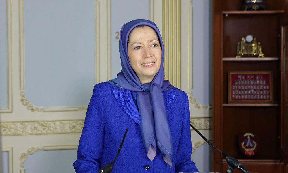 پیام مریم رجوی به جلسه در پارلمان ایتالیا بهمناسبت انتشار بیانیه حمایت اکثریت منتخبان ایتالیا از مقاومت ایران