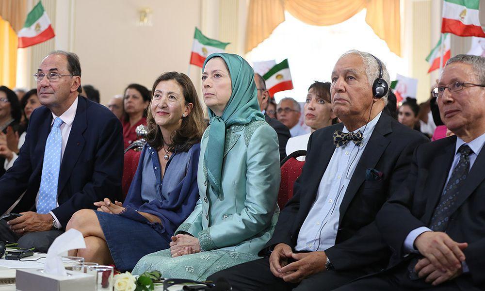 مریم رجوی: انتقال مجاهدان ليبرتی، شكست استراتژيك رژيم و نشانه دوران تغيير و تهاجم است